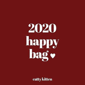 catty winter happy bag(8,000yen)