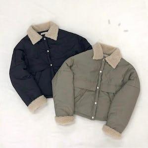 boa down jacket