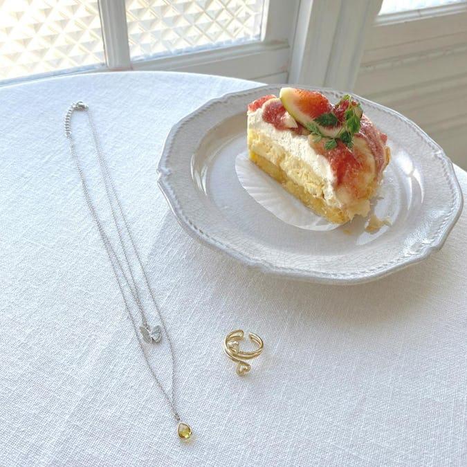 ガーリーアクセサリーセット (felicitáオリジナルクリアポーチ付き)-0