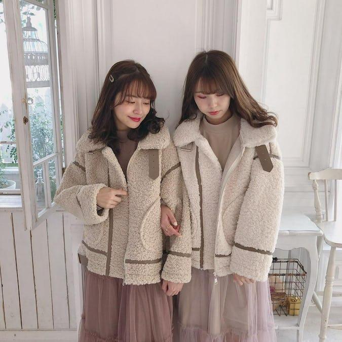 boa mouton coat-0