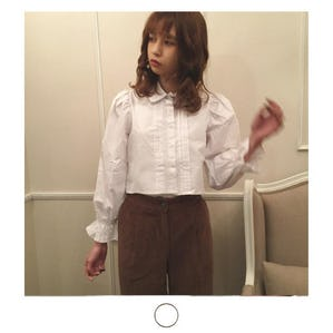 puff classical shirt