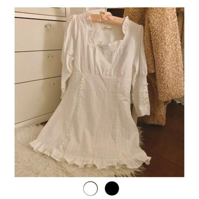 cotton puff tunic-0