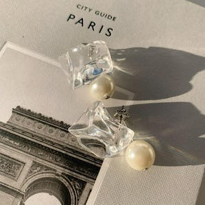 ice  pearl pierce