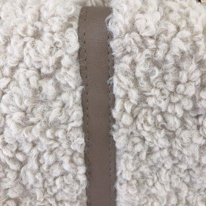boa mouton coat