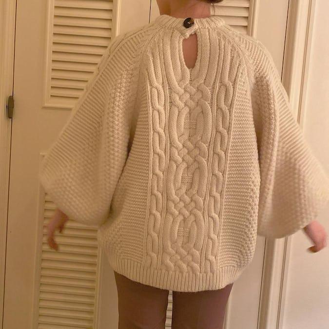 volume yuru knit-0