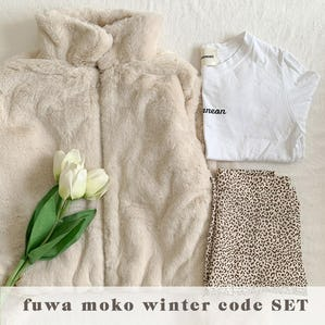fuwa moko winter code SET