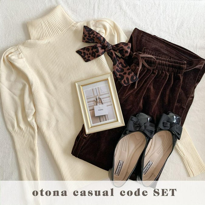 otona casual code SET-0