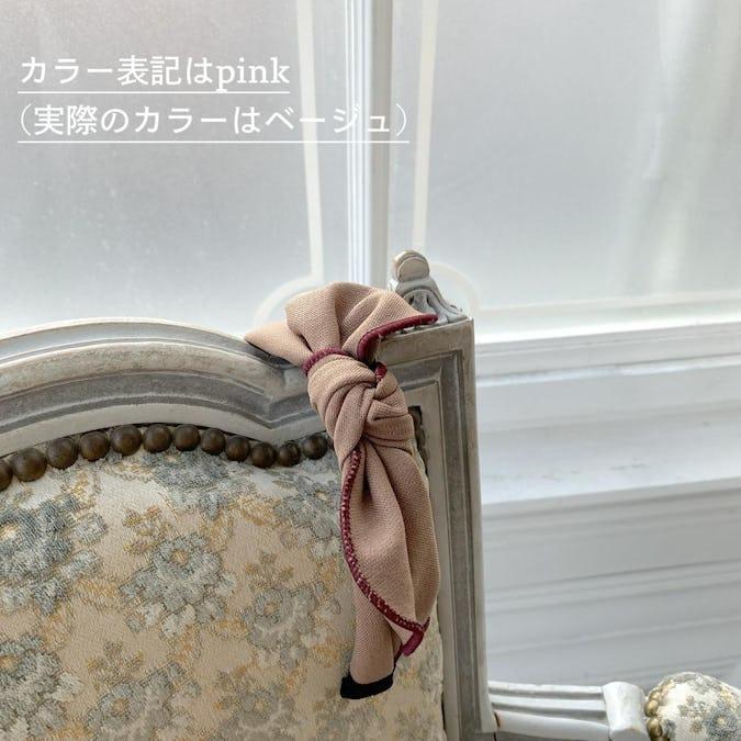 feminine ribbon headband