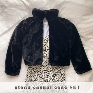 otona casual code SET