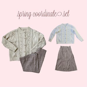 spring coordinate set