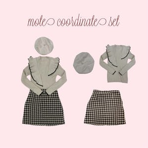 mote coordinate set(S/M)