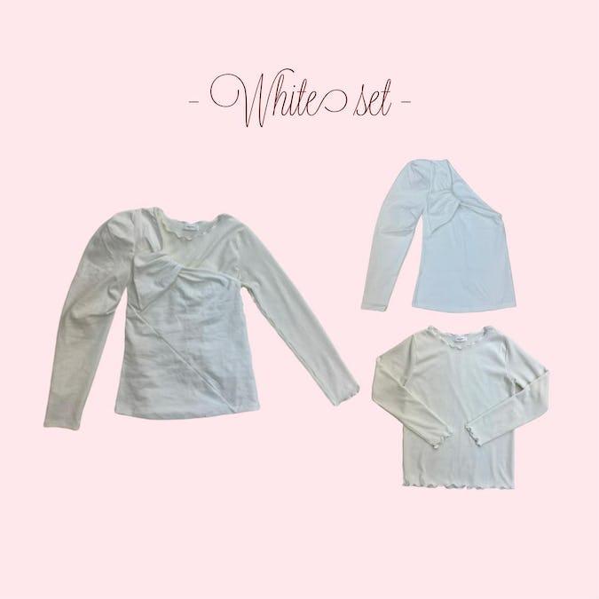 white set-0