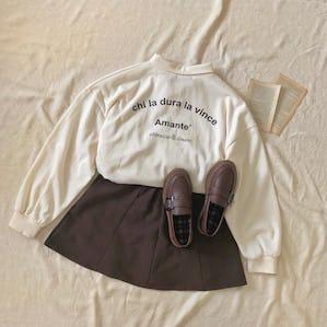 カラードロゴロゴTシャツ