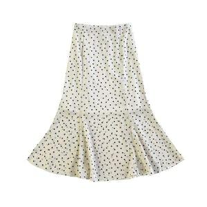 ドットAラインスカート