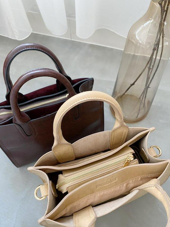 powanto 2way hand bag