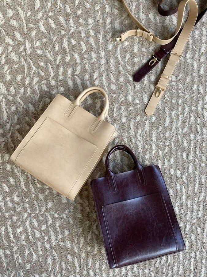 powanto 2way A4 bag