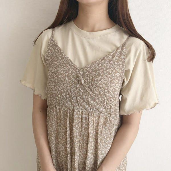メロウフリルTシャツの画像8枚目