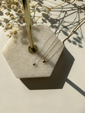 petit Heart necklace silver 925