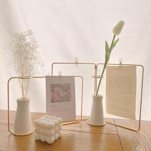 花瓶フレームセット
