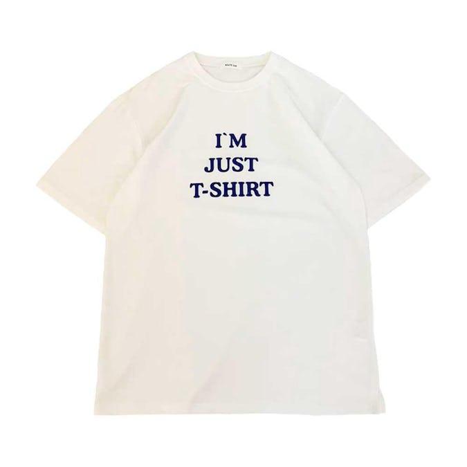 ロゴTシャツ-0