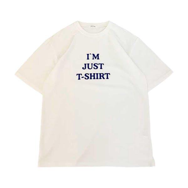 ロゴTシャツの画像1枚目