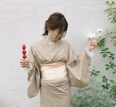 もう手に入れた?ネットで買える2020ブランド別トレンド浴衣