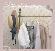 ROOM boutique プレゼントキャンペーン♡
