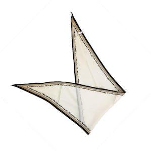 レトロドットスカーフ