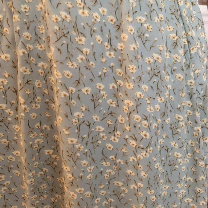 ガーデンフラワースカート