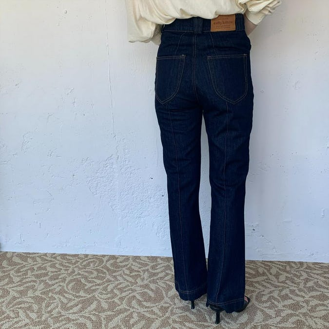 catty classic jeans