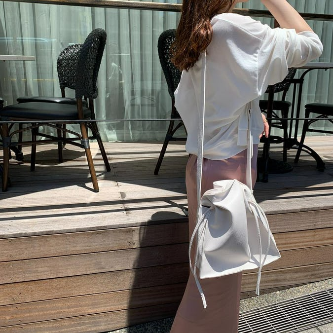 original mermaid skirt    (pink/white/black)