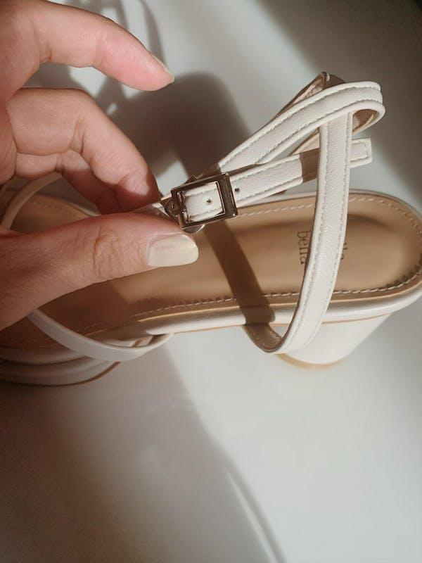 cream ennui sandalの画像10枚目