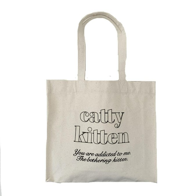 catty kitten square bag-0
