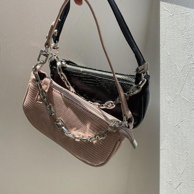 chain mini bag-0