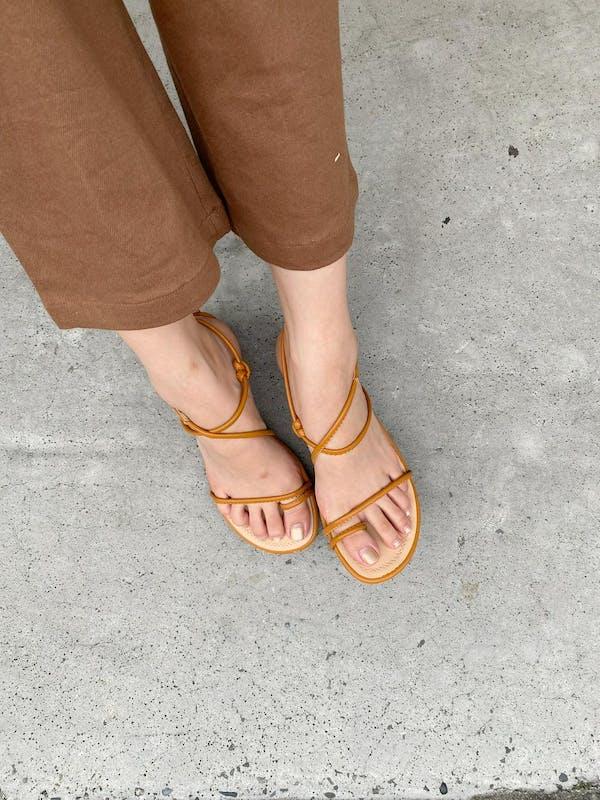 lace up summer sandalの画像25枚目