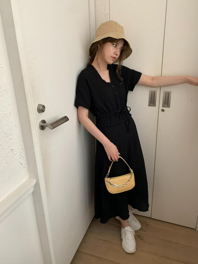 chain mini bag