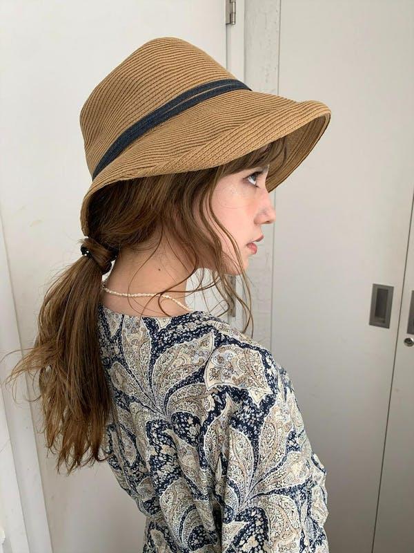 straw hatの画像1枚目