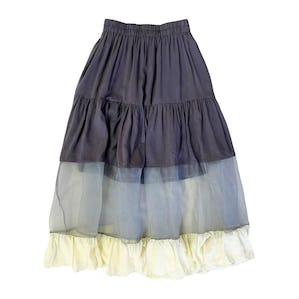 フレアふわスカート