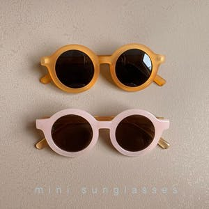 mini sunglasses