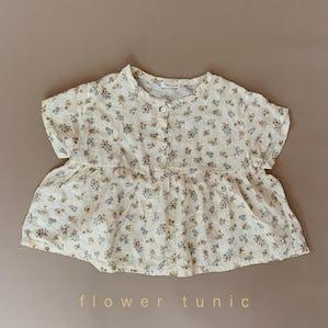 flower tunic