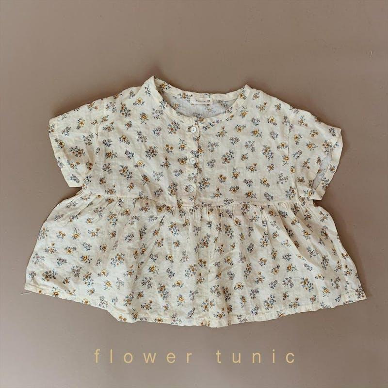 flower tunicの画像1枚目