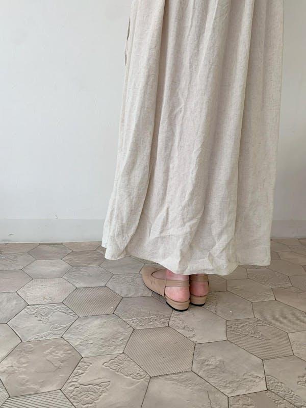 flat shoesの画像7枚目