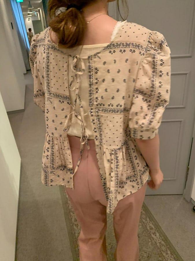 paisley blouse-0