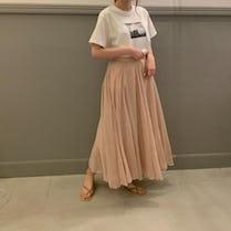 fuwa long skirt