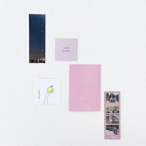 pm10:00の오늘 밤(オヌル パム) カード