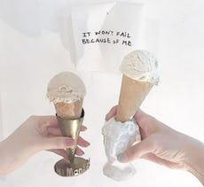 ひんやりアイスがたまらない..♡都内のトレンドカフェ