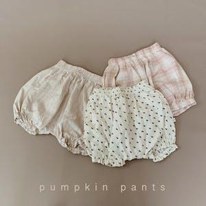 pumpkin pants