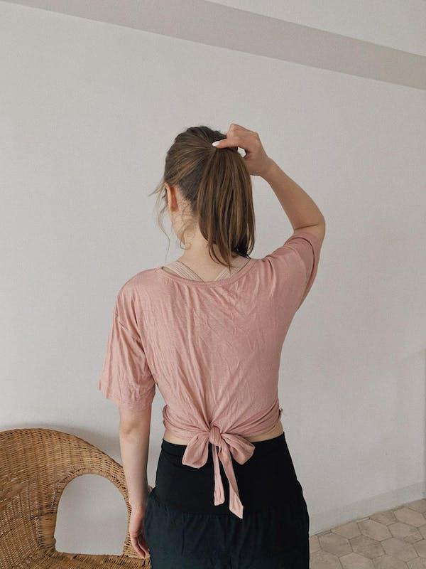 クロスリボンショートTシャツの画像21枚目