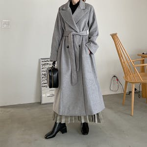 3color chester long coat