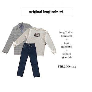 original longT code set